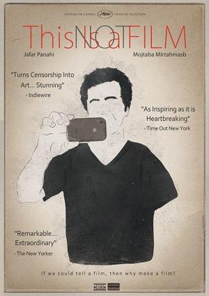 這不是一部電影This is not a Film/Mojtaba Mirtahmasb, Jafar Panahi