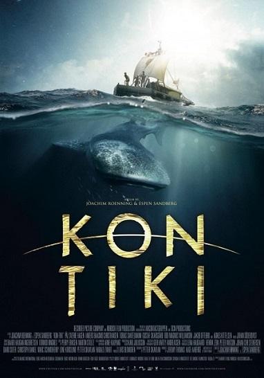 康提基號:偉大航程Kon-Tiki/ Joachim Rønning, Espen Sandberg