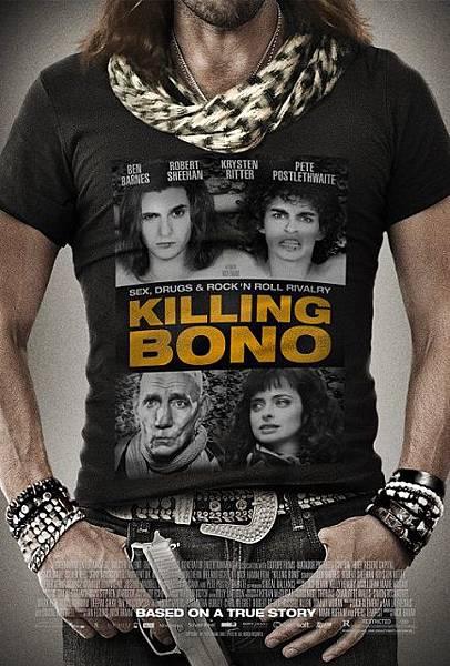 少年U2的搖滾旅程Killing Bono/Nick Hamm