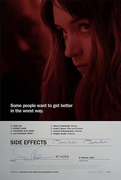 藥命關係Side Effects/史蒂芬索德柏Steven Soderbergh