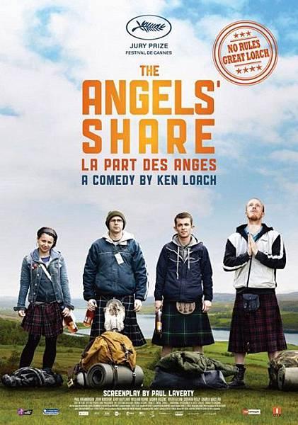 天使威士忌The Angels' Share/肯洛區Ken Loach
