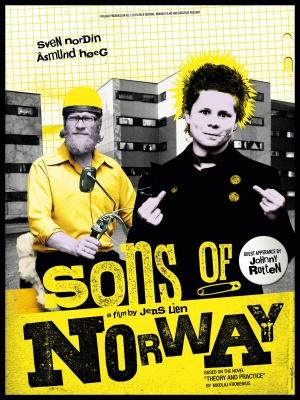 搖擺天體營Sons of Norway