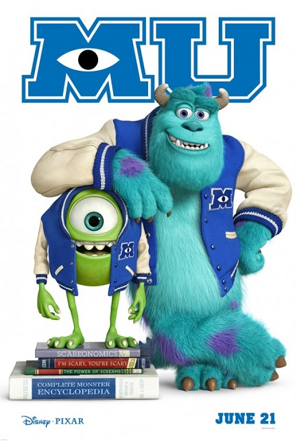 怪獸大學Monsters University/Dan Scanlon