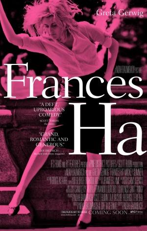 紐約哈哈哈Frances Ha/Noah Baumbach