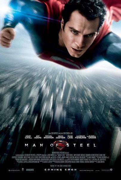 超人:鋼鐵英雄Man of Steel/查克史奈德Zack Snyder