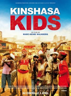 金夏沙孩子Kinshasa Kids/Marc-Henri Wajnberg