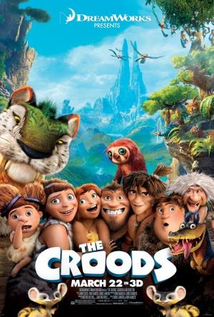古魯家族The Croods/ Kirk De Micco, Chris Sanders