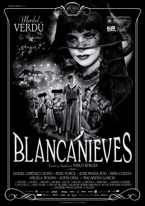 卡門Blancanieves/ Pablo Berger