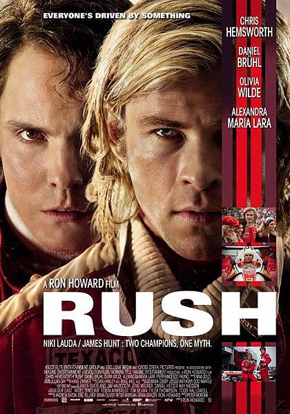 決戰終點線Rush/朗霍華Ron Howard