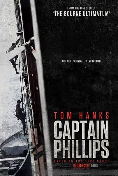 怒海劫Captain Phillips/保羅葛林葛瑞斯Paul Greengrass