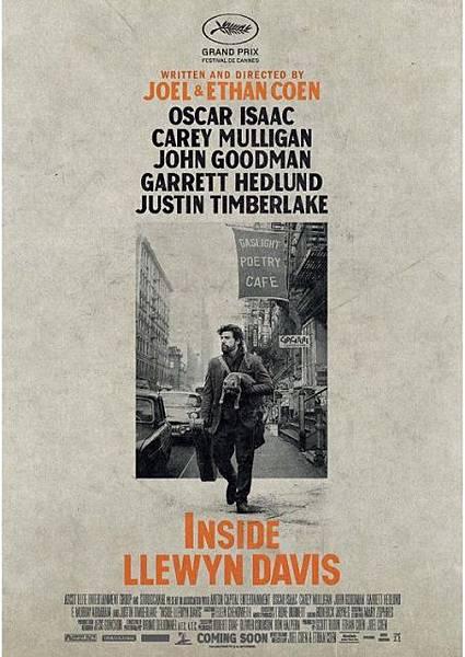 醉鄉民謠Inside Llewyn Davis/柯恩兄弟Ethan Coen, Joel Coen