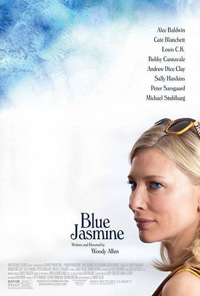 藍色茉莉Blue Jasmine/伍迪艾倫Woody Allen