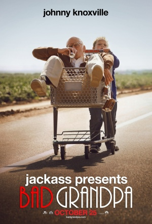 阿公不乖Jackass Presents: Bad Grandpa/ Jeff Tremaine