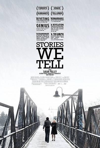 莎拉波莉家庭詩篇Stories We Tell/莎拉波莉Sarah Polley