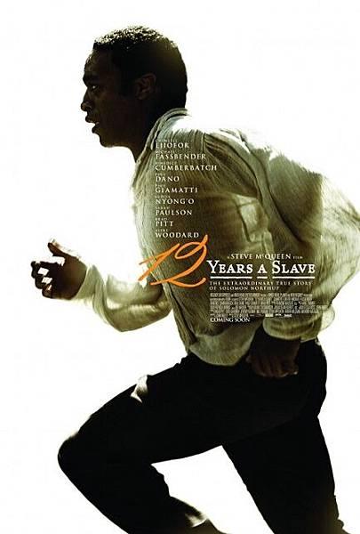 自由之心12 Years a Slave/史提夫麥昆Steve McQueen