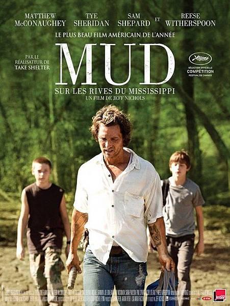 泥土Mud/Jeff Nichols