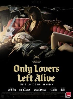噬血戀人Only Lovers Left Alive/吉姆賈木許Jim Jarmusch