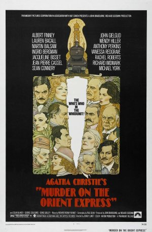 東方快車謀殺案Murder on the Orient Express/Sidney Lumet薛尼盧梅