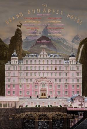 歡迎來到布達佩斯大飯店The Grand Budapest Hotel/魏斯安德森Wes Anderson