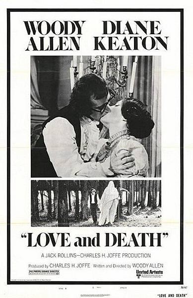 愛與死Love and Death/伍迪艾倫Woody Allen