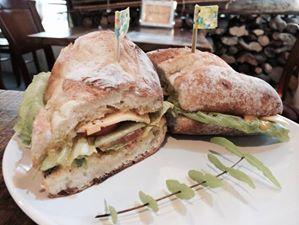 曙光森林窯烤麵包
