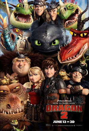 馴龍高手2How to Train Your Dragon 2/Dean DeBlois