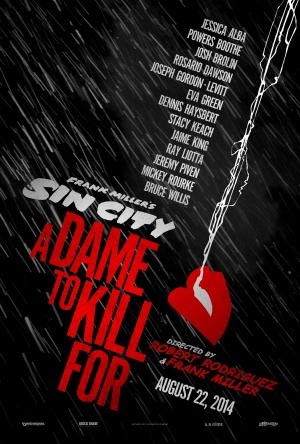 萬惡城市:紅顏奪命Sin City: A Dame to Kill For/ Frank Miller, Robert Rodriguez
