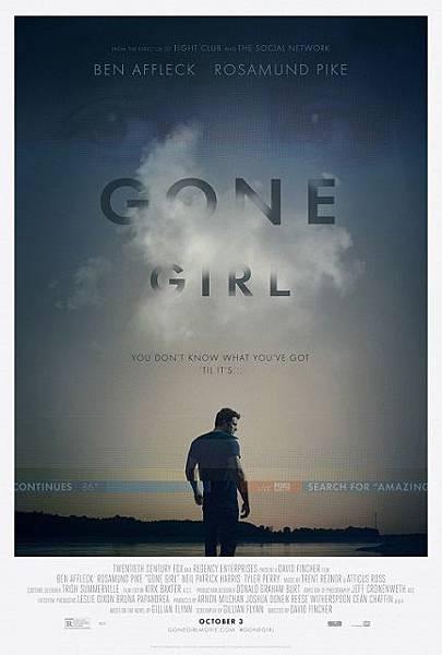 控制Gone Girl/大衛芬奇David Fincher