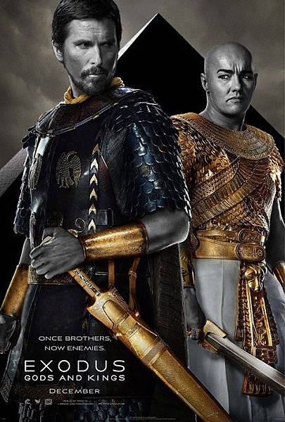 出埃及記:天地王者Exodus: Gods and Kings/雷利史考特Ridley Scott