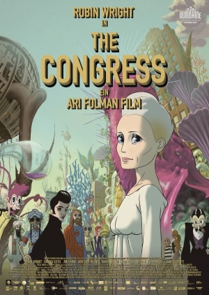 虛擬天后The Congress/Ari Folman