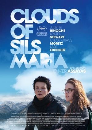 星光雲寂Clouds of Sils Maria/Olivier Assayas