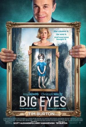 大眼睛Big Eyes/提姆波頓Tim Burton