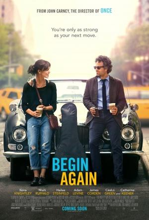 曼哈頓戀習曲Begin Again/約翰卡尼John Carney