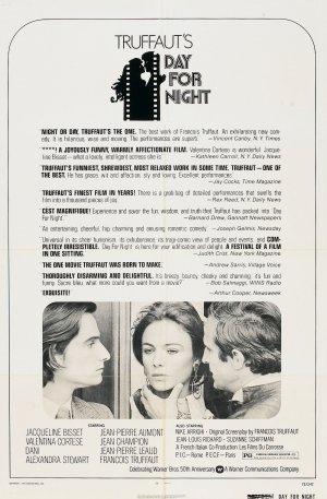 日以作夜Day for Night/法蘭索瓦楚浮François Truffaut