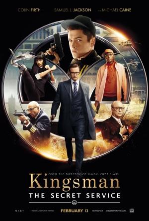 金牌特務Kingsman: The Secret Service/馬修范恩Matthew Vaughn