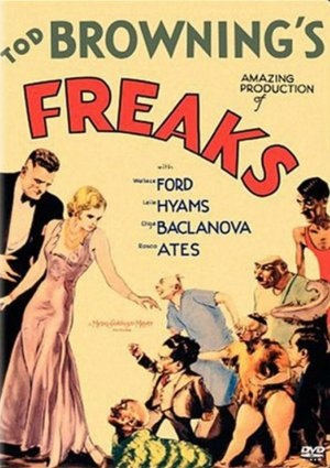 怪胎Freaks/陶德.布朗寧Tod Browning