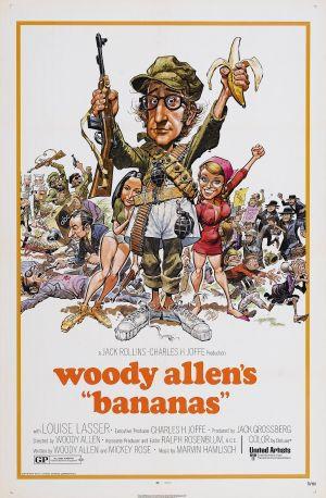 香蕉Bananas/伍迪艾倫Woody Allen