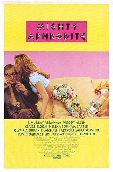 非強力春藥Mighty Aphrodite/伍迪艾倫Woody Allen