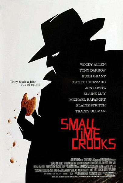 貧賤夫妻百事吉Small Time Crooks/伍迪艾倫Woody Allen