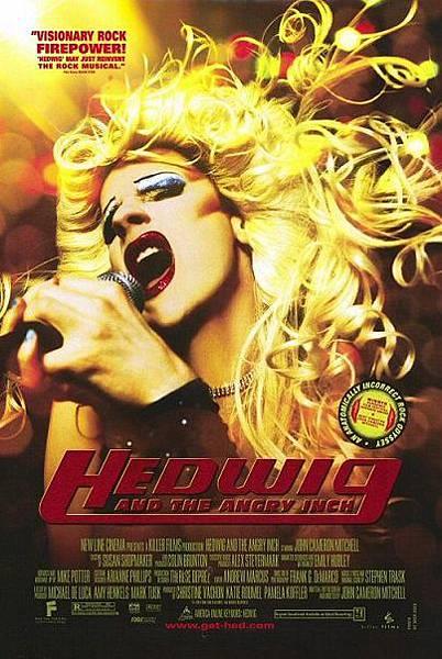 搖滾芭比Hedwig and the Angry Inch/約翰卡麥隆米契爾ohn Cameron Mitchell