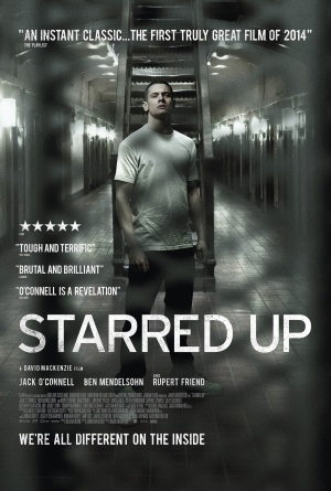 超危險人物Starred Up/大衛麥坎茨David Mackenzie