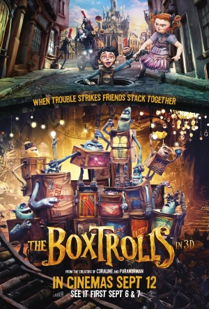 怪怪箱The Boxtrolls/Graham Annable, Anthony Stacchi