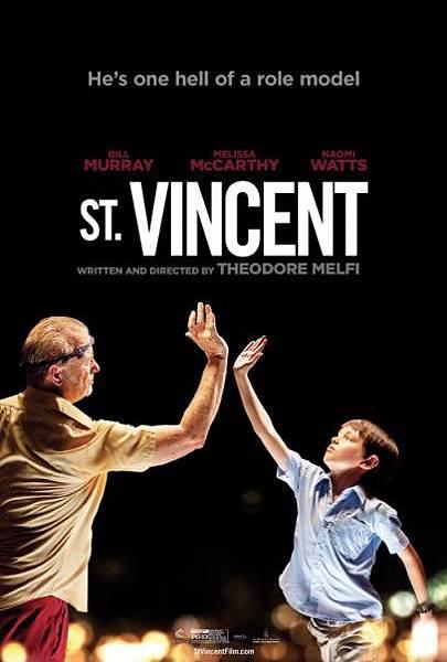 歐吉桑鄰好St. Vincent/Theodore Melfi