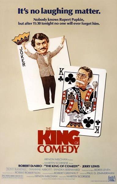喜劇之王The King of Comedy/馬丁史柯西斯 Martin Scorsese