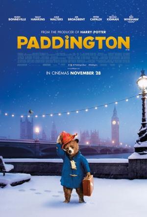 柏靈頓:熊愛趴趴走Paddington/保羅金Paul King