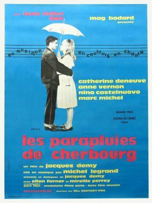 秋水伊人Les parapluies de Cherbourg/賈克‧戴米Jacques Demy