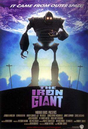 鐵巨人The Iron Giant/布萊德柏德Brad Bird
