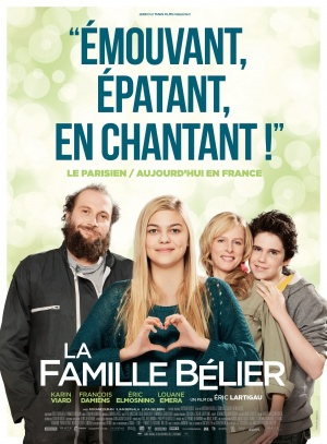貝禮一家La famille Bélier/Eric Lartigau