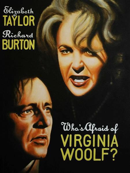 靈慾春宵Who's Afraid of Virginia Woolf?/麥可尼可拉斯Mike Nichols