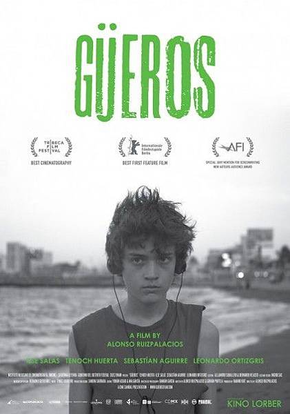 男孩超級白Güeros/Alonso Ruiz Palacios